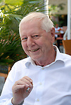 Hans Magnus Enzensberger, German writer, in 2011.