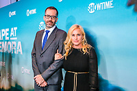 "NEW YORK - NOVEMBER 14: Patricia Arquette and her boyfriend   Eric White attend the premiere of Showtime's limited series ""Escape at Dannemora"" at Alice Tully Hall in Lincoln Center on November 14, 2018 in New York City. (Photo by Kena Betancur/Showtime/PictureGroup)"