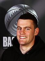 Jake Ashby. Junior Tall Blacks photoshoot at Te Rauparaha Arena, Porirua, Wellington, New Zealand on Friday 20 June 2008. Photo: Dave Lintott / lintottphoto.co.nz