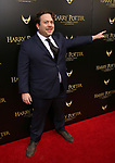 Dan Fogler attends the Broadway Opening Day performance of 'Harry Potter and the Cursed Child Parts One and Two' at The Lyric Theatre on April 22, 2018 in New York City.