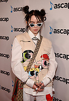 BEVERLY HILLS, CALIFORNIA - MAY 16:  Billie Eilish attends the 36th Annual ASCAP Pop Music Awards at The Beverly Hilton Hotel on May 16, 2019 in Beverly Hills, California. (Photo by Frank Micelotta/PictureGroup)