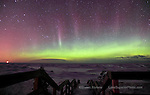 photos, pictures, images, northern lights, M28 turnouts, Marquette County, MI