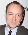 Kevin Spacey.attending the New York Times 10th Annual Arts & Leisure Weekend in New York City.
