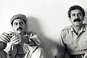 Irak 1991<br />Hoshyar Zibari et Rast Shawess<br />Iraq 1991<br />Hoshyar Zibari and Rast Shawess