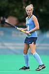 12 September 2014: North Carolina's Emma Bozek. The University of North Carolina Tar Heels hosted the Syracuse University Orange at Francis E. Henry Stadium in Chapel Hill, North Carolina in a 2014 NCAA Division I Field Hockey match. UNC won the game 3-0.