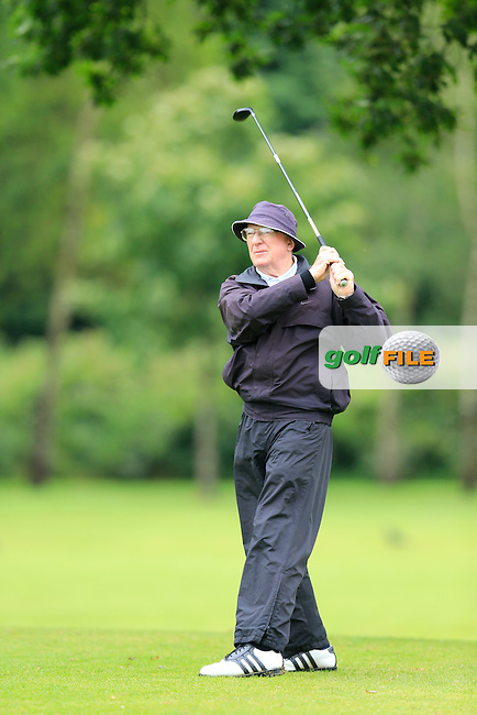 Joe Kilmurry (Grange) during the semi final of the Pierce Purcell Shield 2015 Leinster branch Sponsored by AIG, Portarlington Golf Club, Portarlington, Co Laois.  26/07/2015.<br /> Picture: Golffile | Fran Caffrey<br /> <br /> <br /> All photo usage must carry mandatory copyright credit (&copy; Golffile | Fran Caffrey)
