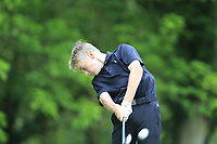 Adam Fahey (Seapoint) during the Connacht U14 Boys Amateur Open, Ballinasloe Golf Club, Ballinasloe, Galway,  Ireland. 10/07/2019<br /> Picture: Golffile | Fran Caffrey<br /> <br /> <br /> All photo usage must carry mandatory copyright credit (© Golffile | Fran Caffrey)