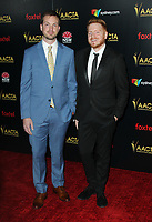 04 January 2019 - Los Angeles, California - Scott Beck, Bryan Woods. 8th AACTA International Awards hosted by the Australian Academy held at SKYBAR at Mondrian Los Angeles.        <br /> CAP/ADM<br /> &copy;ADM/Capital Pictures