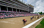 May 3, 2019 : Scenes from an undercard race on Kentucky Oaks Day at Churchill Downs on May 3, 2019 in Louisville, Kentucky. Scott Serio/Eclipse Sportswire/CSM