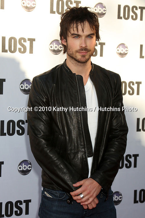 "Ian Somerhalder .arrives at the ""Lost"" Live:  The Final Celebration.Royce Hall, UCLA.Westwood, CA.May 13, 2010.©2010 Kathy Hutchins / Hutchins Photo.."