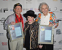 FORT LAUDERDALE FL - NOVEMBER 07: Woody Woodbury, Connie Francis and Frank Loconto attend The Fort Lauderdale International Film Festival's screening of Where The Boys Are held at the Westin Fort Lauderdale Beach Resort on November 7, 2018 in Fort Lauderdale, Florida. Credit: mpi04/MediaPunch