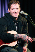 BALA CYNWYD, PA - NOVEMBER 27 :  Gaslight Anthem visit Radio 104.5's iHeart Radio Performance Theater in Bala Cynwyd, Pa on November 27, 2012  © Star Shooter / MediaPunch Inc /NortePhoto