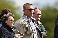 Graham Poll watching Bedfordshire County Football League Watson Shield 30/04/2016