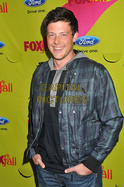 13 July 2013 - Vancouver, British Colombia, Canada - Glee star Cory Monteith was found dead Saturday in his hotel room at the Fairmont Pacific Rim Hotel in Vancouver. He was 31. The cause of death was not immediately apparent. An autopsy was set for Monday. According to police, there were no indications of foul play. They would not discuss what, if anything, was found in room. File Photo: 14 September 2009 - West Hollywood, California - Cory Monteith. FOX Fall 2009 Eco-Casino Party held at BOA Steakhouse. <br /> CAP/ADM/BP<br /> &copy;Byron Purvis/AdMedia/Capital Pictures