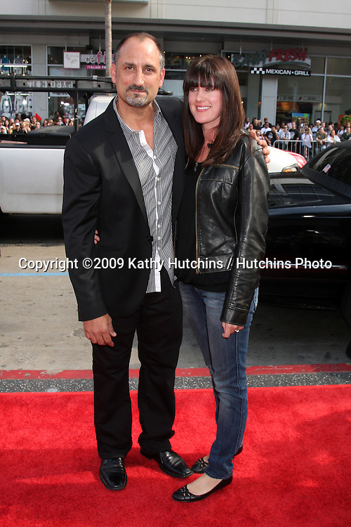 Michael Papajohn  arriving at the Land of the Lost Premiere at Grauman's Chinese Theater  in Los Angeles, CA  on May 29, 2009 .©2009 Kathy Hutchins / Hutchins Photo..