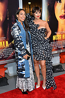 "LOS ANGELES, CA. January 30, 2019: Rosario Dawson & Jackie Cruz at the world premiere of ""Miss Bala"" at the Regal LA Live.<br /> Picture: Paul Smith/Featureflash"