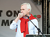 Jeremy Corbyn, leader of the Labour Party speaks at The People's Assembly - Not One Day More -  National Demonstration Parliament Square, London, Great Britain <br /> 1st July 2017 <br /> <br /> <br /> <br /> John McDonnell MP Shadow Chancellor<br /> <br /> <br /> Elliott Franks <br /> Image licensed to Elliott Franks Photography Services