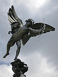 Eros, Picadilly Circus, London, UK