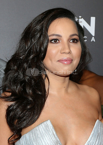 WESTWOOD, CA - February 28: Jurnee Smollett-Bell, At The Regency Village Theatre In California on February 28, 2017. Credit: Faye Sadou/MediaPunch