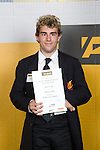 Aaron Curran, Athlete with a Disability. ASB College Sport Young Sportperson of the Year Awards 2007 held at Eden Park on November 15th, 2007.