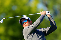Sebastian Gros (FRA) during the first round of the Lyoness Open powered by Organic+ played at Diamond Country Club, Atzenbrugg, Austria. 8-11 June 2017.<br /> 08/06/2017.<br /> Picture: Golffile | Phil Inglis<br /> <br /> <br /> All photo usage must carry mandatory copyright credit (&copy; Golffile | Phil Inglis)
