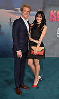 Matthew Modine &amp; Ruby Modine at the premiere for &quot;Kong: Skull Island&quot; at Dolby Theatre, Los Angeles, USA 08 March  2017<br /> Picture: Paul Smith/Featureflash/SilverHub 0208 004 5359 sales@silverhubmedia.com