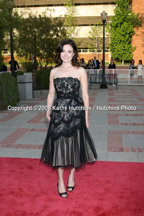 Reiko Aylesworth.Asian Excellence Awards 2008.Royce Hall.Westwood, CA.April 23, 2008.©2008 Kathy Hutchins / Hutchins Photo