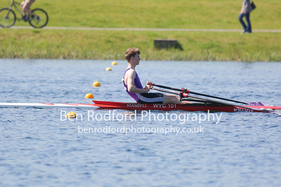 Race: 25  Event: J15 1x  Time Trial<br /> <br /> Junior Sculling Regatta 2018<br /> <br /> To purchase this photo, or to see pricing information for Prints and Downloads, click the blue 'Add to Cart' button at the top-right of the page.