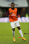 England's Saido Berahino warms up <br /> <br /> - International European Qualifier - England vs Slovenia- Wembley Stadium - London - England - 15th November 2014  - Picture David Klein/Sportimage