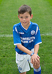 St Johnstone FC Academy Under 11's<br /> Cailean Thomson<br /> Picture by Graeme Hart.<br /> Copyright Perthshire Picture Agency<br /> Tel: 01738 623350  Mobile: 07990 594431