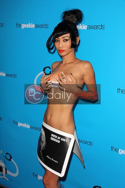 Bai Ling<br /> at the 2015 Geekie Awards, Club Nokia, Los Angeles, CA 10-15-15<br /> David Edwards/Dailyceleb.com 818-249-4998
