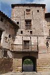 Medieval Tour.<br /> Mora de Rubielos.<br /> Portal de Cabra.