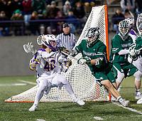 04-20-18 Binghamton at UAlbany NCAA Men's Lacrosse