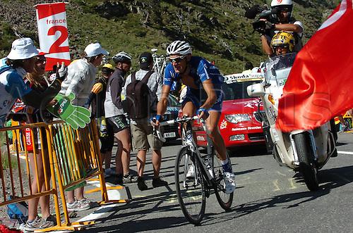 2009, Tour de France, tappa 07 Barcelone - Andorra Arcalis, Agritubel, Feillu Brice, Andorra Arcalis July 10th 2009.  Stage 7 (Photo: Stefano Sirotti/ActionPlus)
