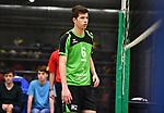 2017-10-28 / Volleybal / Seizoen 2017-2018 / Heren Mendo Booischot B / Liam Haesen<br /> <br /> ,Foto: Mpics.be