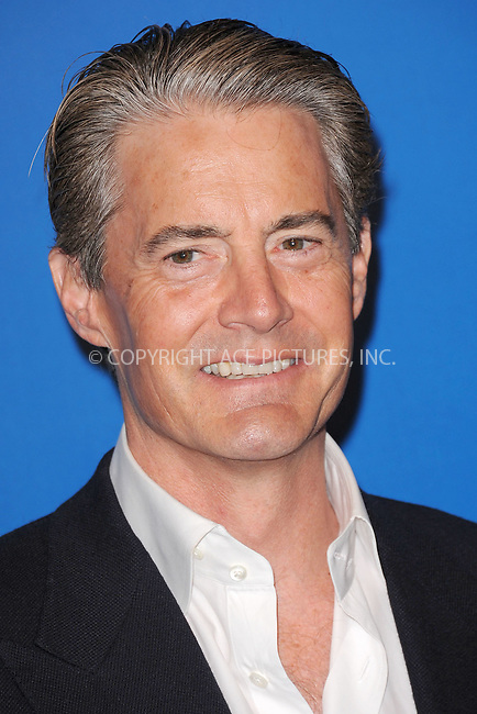 WWW.ACEPIXS.COM . . . . . .May 16, 2012...New York City.....Kyle MacLachlan attends the 2012 CBS Upfronts at The Tent at Lincoln Center on May 16, 2012 in New York City.on May 16, 2012  in New York City ....Please byline: KRISTIN CALLAHAN - ACEPIXS.COM.. . . . . . ..Ace Pictures, Inc: ..tel: (212) 243 8787 or (646) 769 0430..e-mail: info@acepixs.com..web: http://www.acepixs.com .