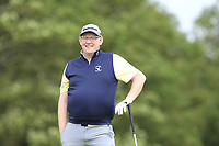 James McLoughlin (Portumna) on the 1st tee during the Final of the AIG Senior Cup in the AIG Cups & Shields Connacht Finals 2019 in Westport Golf Club, Westport, Co. Mayo on Sunday 11th August 2019.<br /> <br /> Picture:  Thos Caffrey / www.golffile.ie<br /> <br /> All photos usage must carry mandatory copyright credit (© Golffile | Thos Caffrey)
