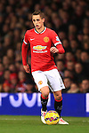Adnan Januzaj of Manchester United - Manchester United vs. Burnley - Barclay's Premier League - Old Trafford - Manchester - 11/02/2015 Pic Philip Oldham/Sportimage