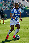 Martin Braithwaite of CD Leganes during La Liga match between CD Leganes and Real Betis Balompie at Butarque Stadium in Leganes, Spain. February 16, 2020. (ALTERPHOTOS/A. Perez Meca)