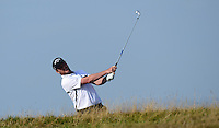 Marc Warren of Scotland in action during Round 3 of the 2015 Alfred Dunhill Links Championship at the Old Course, St Andrews, in Fife, Scotland on 3/10/15.<br /> Picture: Richard Martin-Roberts | Golffile