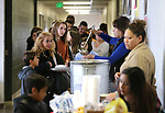 More than 100 people attended the Posada Celebration at Western Nevada College in Carson City, Nev., on Saturday, Dec. 16, 2017. <br /> Photo by Cathleen Allison/Nevada Momentum