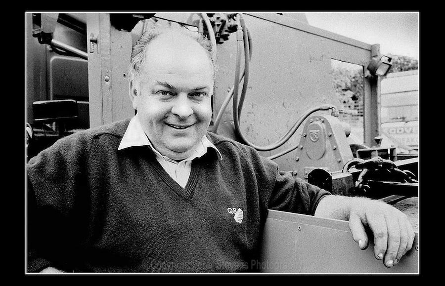 Jim Ivinson - Brampton, Cumbria - 25th August 1998