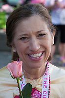Portrait, Susan G Komen Race for The Cure, Seattle, WA, USA.