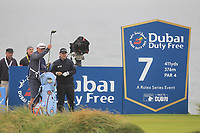 Richie Ramsay (SCO) on the 7th tee during Round 2 of the Irish Open at LaHinch Golf Club, LaHinch, Co. Clare on Friday 5th July 2019.<br /> Picture:  Thos Caffrey / Golffile<br /> <br /> All photos usage must carry mandatory copyright credit (© Golffile | Thos Caffrey)