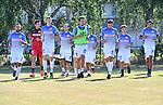 2018-07-14 / Voetbal / Seizoen 2018-2019 / Eerste training KFC Duffel / <br /> <br /> ,Foto: Mpics