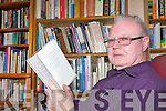 POETIC: Lyreacrompane poet Mike Gallagher  won the New Irish Writing Award for March with his poem, Stick On Stone. The award places Mike in line for.the prestigious Hennessy Award for 2011.