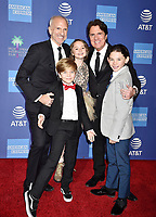 PALM SPRINGS, CA - JANUARY 03: (L-R) John DeLuca, Joel Dawson, Pixie Davies, Rob Marshall and Nathanael Saleh attend the 30th Annual Palm Springs International Film Festival Film Awards Gala at Palm Springs Convention Center on January 3, 2019 in Palm Springs, California.<br /> CAP/ROT/TM<br /> ©TM/ROT/Capital Pictures
