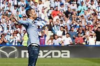 Imanol Aguirretxe (Real Sociedad CF)  during the Spanish football of La Liga Santander, match between Real Sociedad and FC Barcelona at the Anoeta stadium, in San Sebastian, Spain, on Saturday, September 15, 2018.
