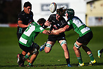 NELSON, NEW ZEALAND - MAY 6: Division 1 Rugby - Kahurangi v Renwick at Sport Park, Motueka on May 6, 2017 in Nelson, New Zealand. (Photo by: Chris Symes/Shuttersport Limited)