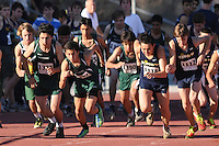 The Harker School - US - Upper School - US Cross Country Meet on 2012-10-18 - Photo by Scott Chisam